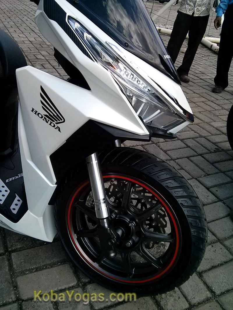 Download Modifikasi Motor Vario 125 Velg Lebar Terupdate Velgy Motor