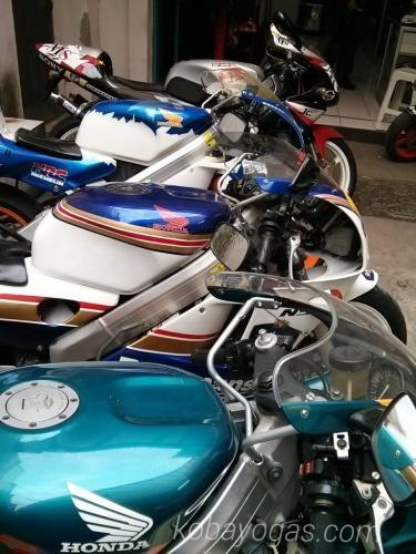 NSR 250 series
