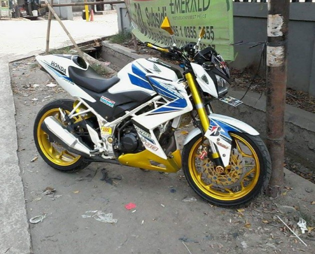 modifikasi honda tigermega pro full body honda  cbr streetfire sakahayangnacom