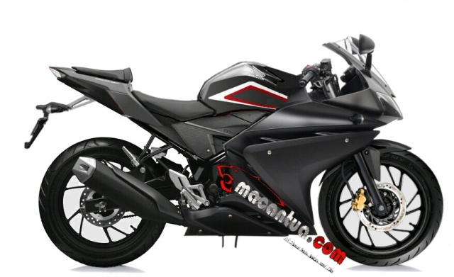 All new cb fairing R125