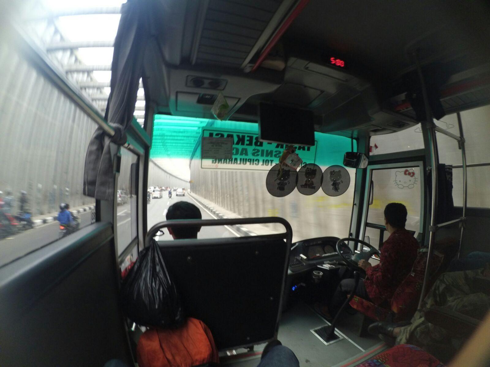 Intermezzo : Lihat Bus Yang Menuju Ke Kampung Halaman ...