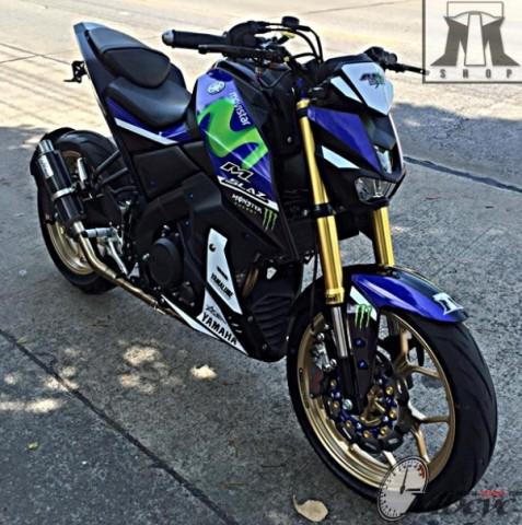 Modifikasi Yamaha New Vixion Minor Fighter Sakahayangna Com