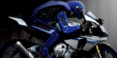Motobot Naik R1M