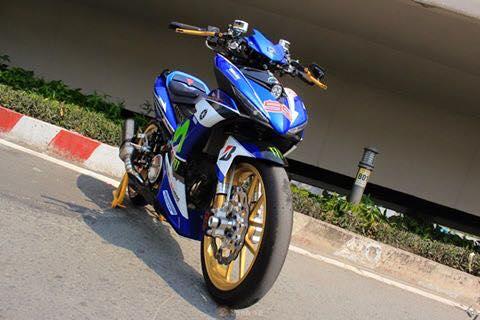 Modifikasi Yamaha Exciter 150 Mx King Movistar Ala Road Race Sakahayangna Com