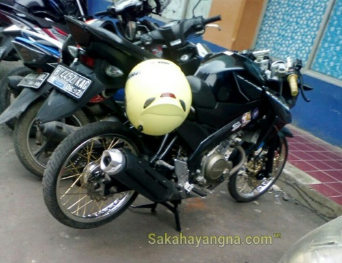 Modifikasi Ban Cacing Yamaha Vixion Sakahayangna Com